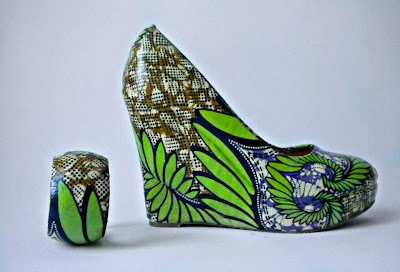 Miry By Carpe Diem ankara wax wedges - iloveankara.blogspot.com