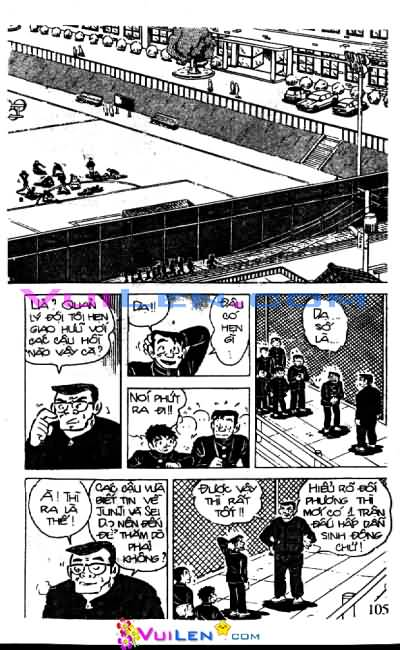 Jindodinho - Đường Dẫn Đến Khung Thành III  Tập 5 page 104 Congtruyen24h