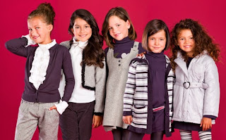 Kids Fashion 2013, kleine Heizung in diesem Winter