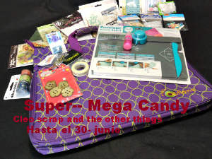 Suoer Mega-Candy