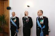 CAMBIO DEI GENERALI COMANDANTI REGIONALI-PUGLIA