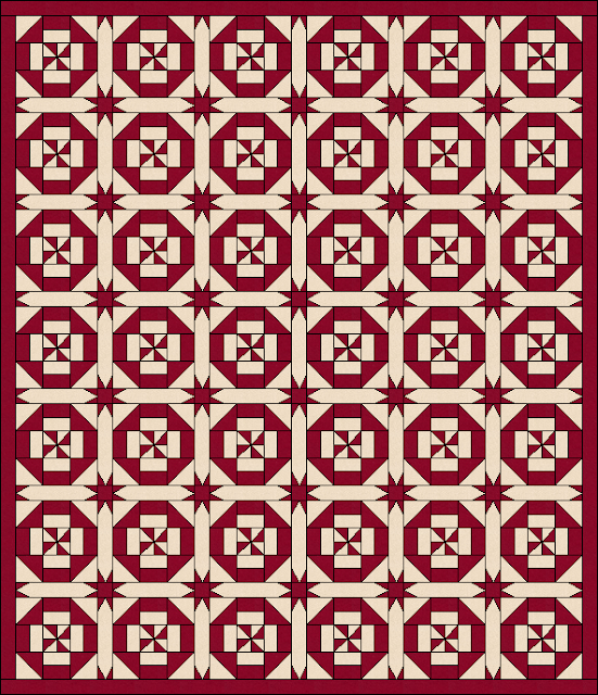 Lets Quilt Something Snowball Fight Free Quilt Pattern