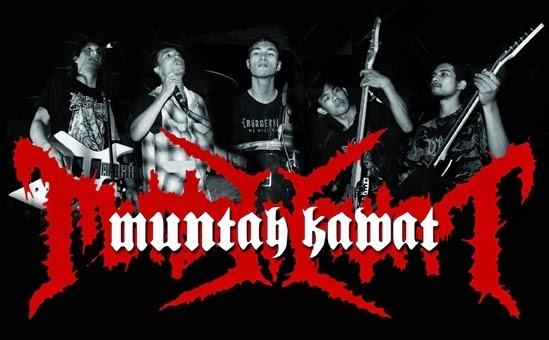 Muntah Kawat Death Metal Grindcore Band