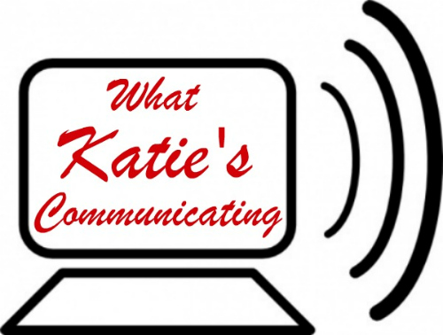 What Katie's Communicating