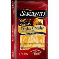New Coupon: $0.55/1 Sargento Natural Cheese Slices