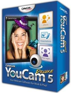 CyberLink YouCam 5 Deluxe v5.0.1129
