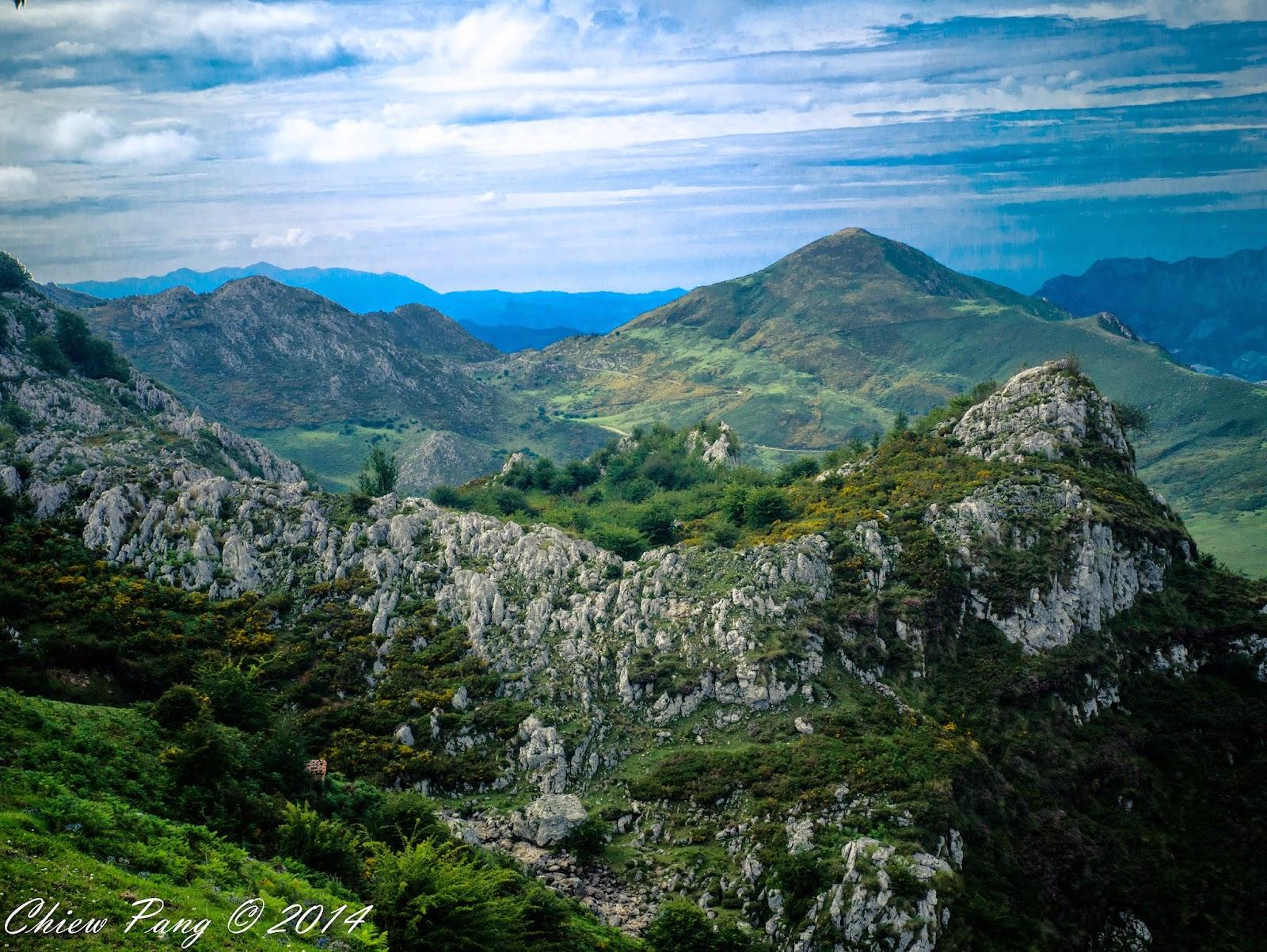 Los Picos de Europa National Park, Asturias