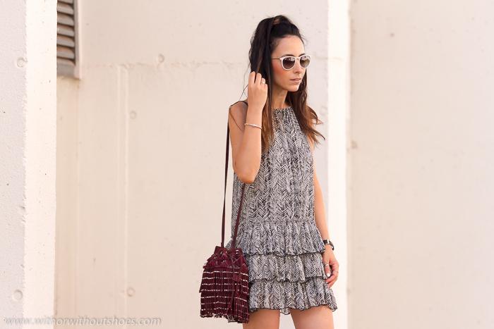 Blogger de Valencia con estilo Isabel Marant