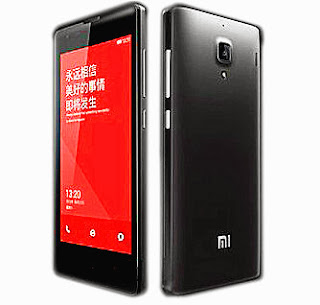 smartphone Xiaomi Red Rice