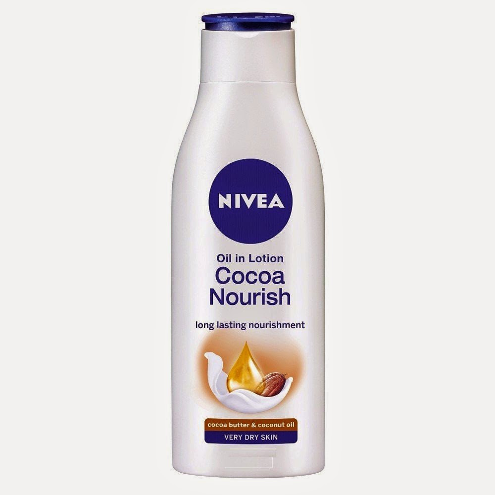 Buy Nivea Cocoa Nourishing Body Lotion, 75ml Rs. 102 only at Amazon.