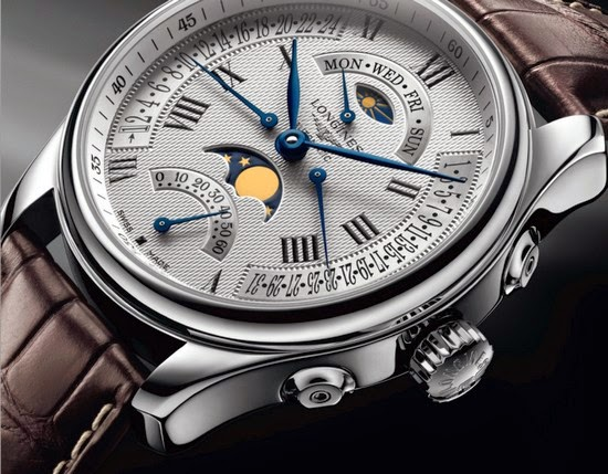 longines_brown_leather_strap_watch_chrono