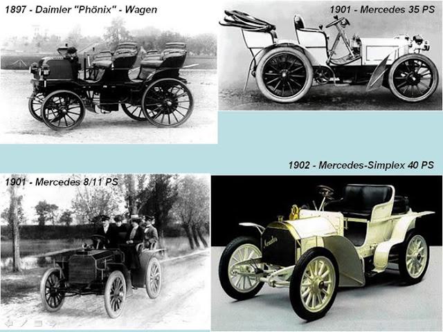 1897 Mercedes Benz