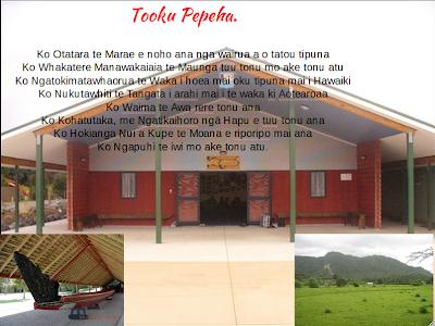 http://tkmtiffanyp.blogspot.co.nz/2014/08/toku-pepeha-ki-te-waima.html