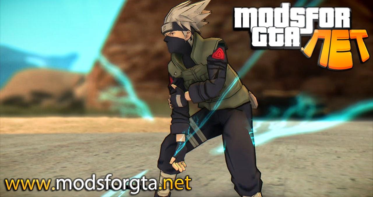 Mod Naruto Gta San Andreas Pc