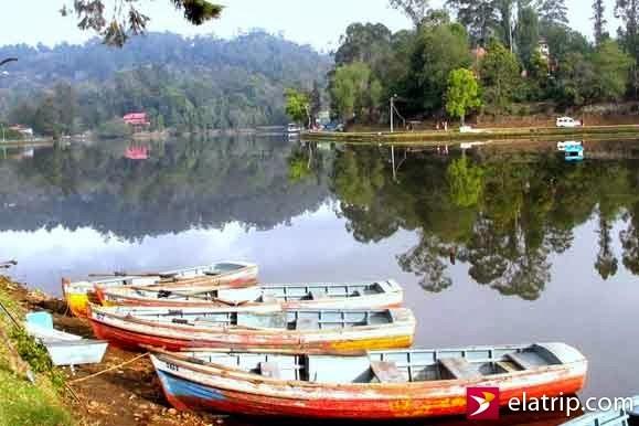 Kodaikanal Lake Kodaikanal India