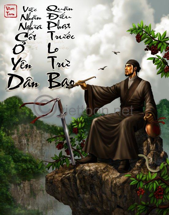 Nguyen+Trai [Photo] Bộ ảnh lịch sử Việt Nam anh hùng