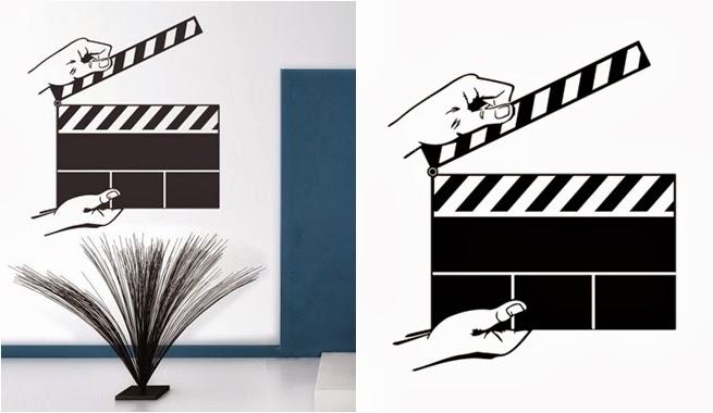 Marzua decorar con vinilos de cine - Vinilos de cine ...