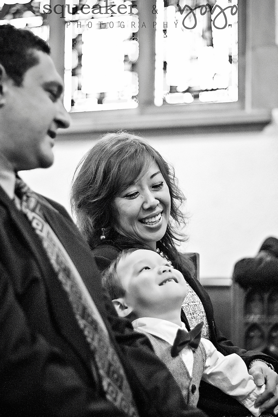 Toronto GTA Baptism Photography