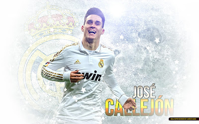 Real Madrid Jose Callejon Hd Wallpapers