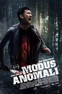 Modus Anomali Poster