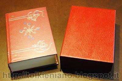 The Lord of the Rings, edizione americana in cofanetto rosso
