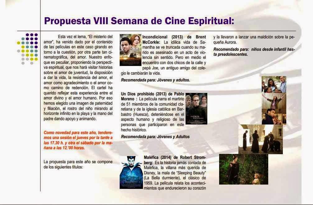 Parroquia De San Jose Obrero Cruce De Arinaga Semana De Cine