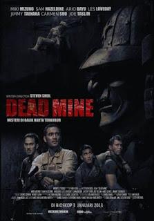 Para Pemain Film Dead Mine | Aktris Film Indonesia