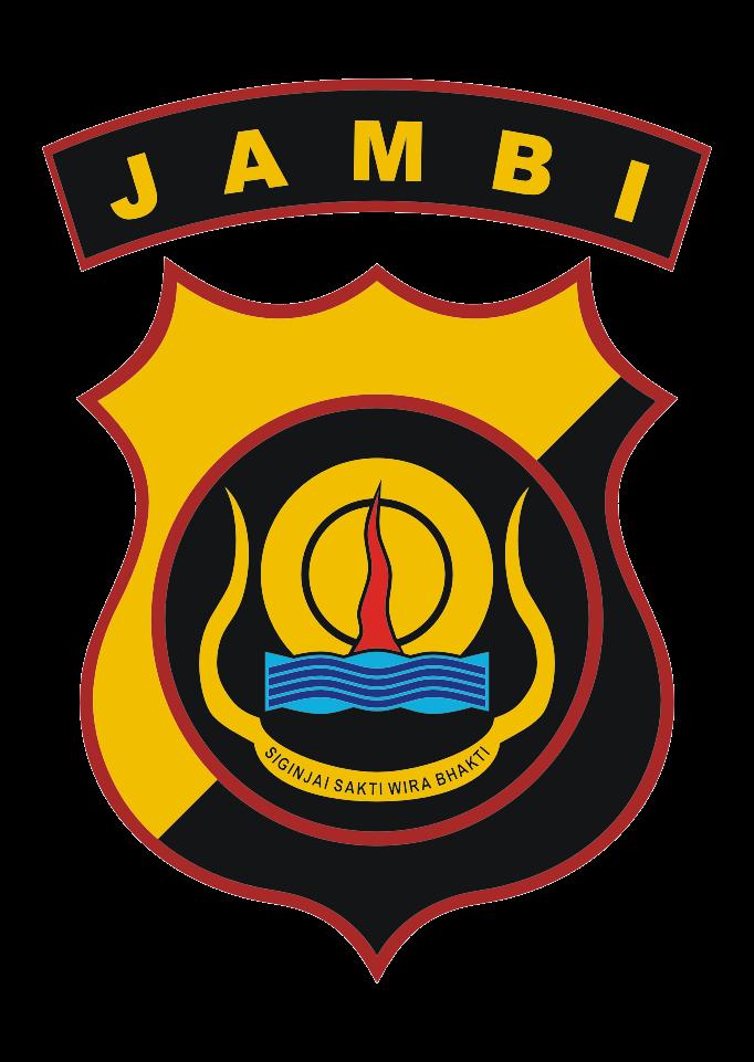 Download Logo Polda Jambi Vector