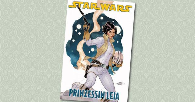 Prinzessin Leia Sonderband Panini Cover