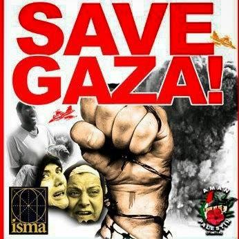 Save Gaza , Save Palestine