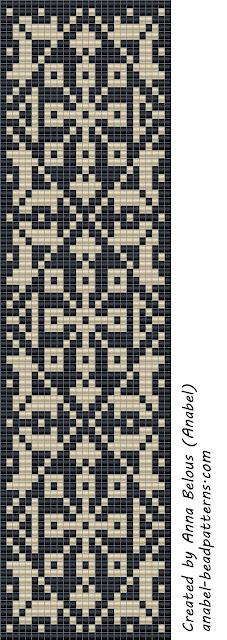 схемы фенечек бисероплетение браслет узор для ткачества