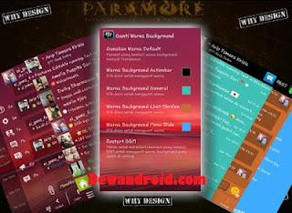 BBM Moddif GoRankPathTooth Clone Based 2.8.0.21 apk
