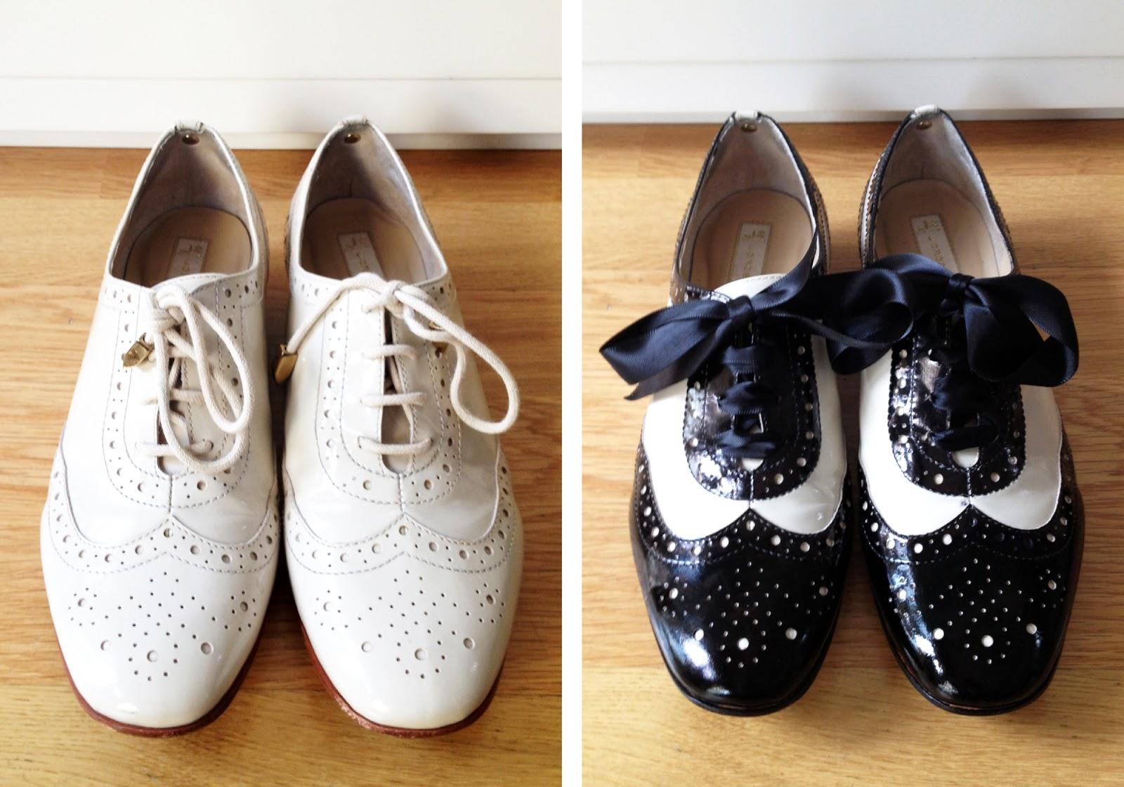 Как переделать старую обувь своими руками фото