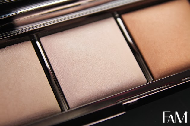 Hourglass Ambient Lighting Powder Palette Incandescent light- Swatches and Review