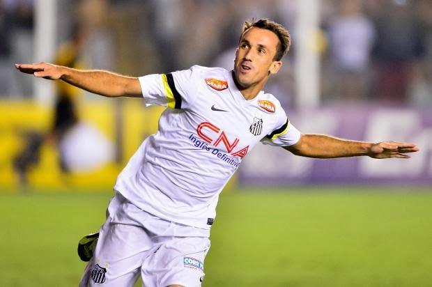 Thiago Ribeiro contra Corinthians