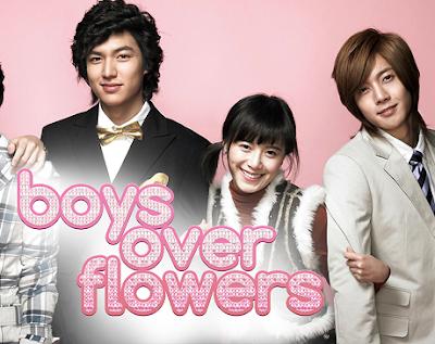OST Lagu Tema Boys Over Flowers