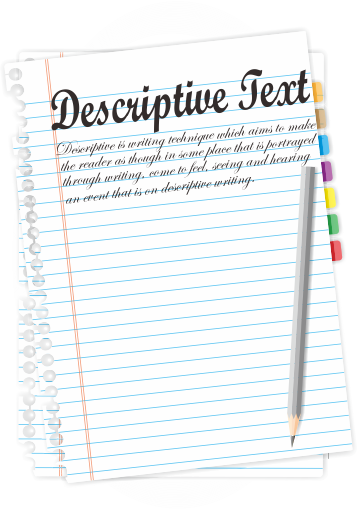 definition of descriptive writing List of descriptive words by yourdictionary descriptive language appeals to the reader's five senses: taste, touch, sight, smell, and hearing when used correctly.