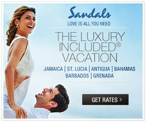Sandals: My exclusive Partner for Adults Only Destination Weddings