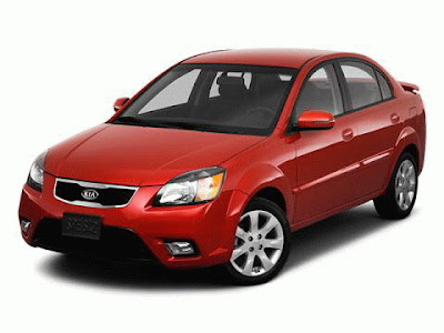 2011 Kia Rio Owners Manual