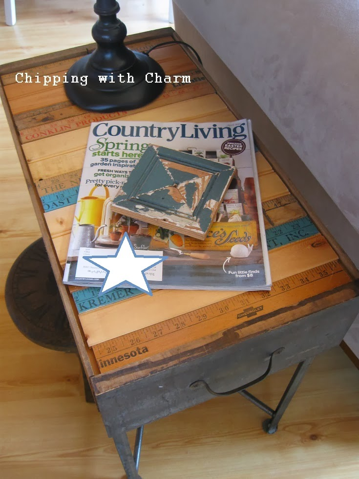 Chipping with Charm:  Top 3 Posts 2013, Drawer to End Table...http://www.chippingwithcharm.blogspot.com/