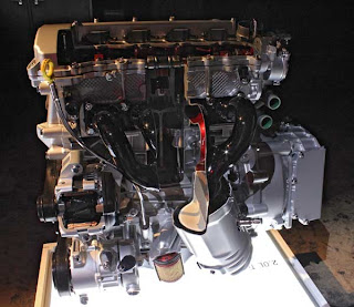 Dodge Dart's 2.0-liter Tigershark engine