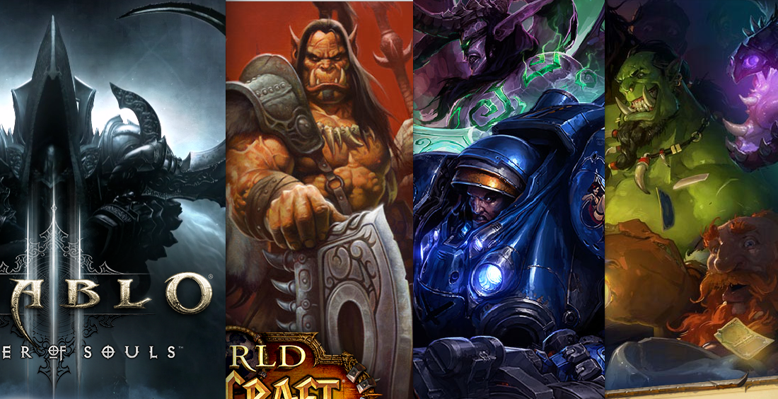 activision blizzard entertainment diablo 3 reaper of souls malthael world of warcraft lords of draemor blackhand gul'dan rexxar heroes of the storm raynor illidan hearthstone orc dwarf