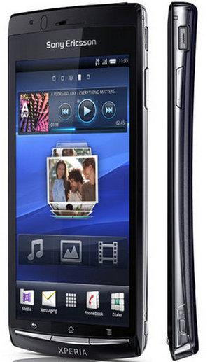 смартфон Sony Ericsson Xperia Arc
