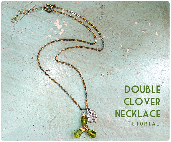 http://www.ornamentea.com/TheShop/TutorialPages/DoubleCloverNecklace.html