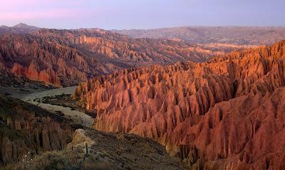 Paisajes de desiertos