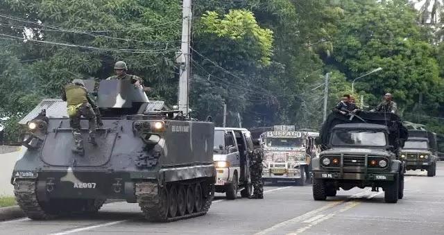 Νεκροί από κυβερνητικά πυρά δέκα στρατιώτες στις Φιλιππίνες