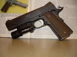 MEU(SOC) pistol