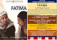 """Ciclo de cine """"Mujeres: miradas desde su diversidad"""": Fátima"""