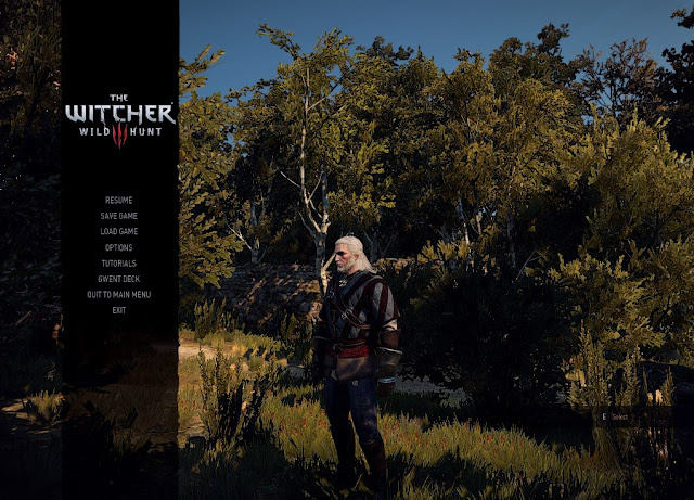 SweetFX witcher 3 dark and cold graphics