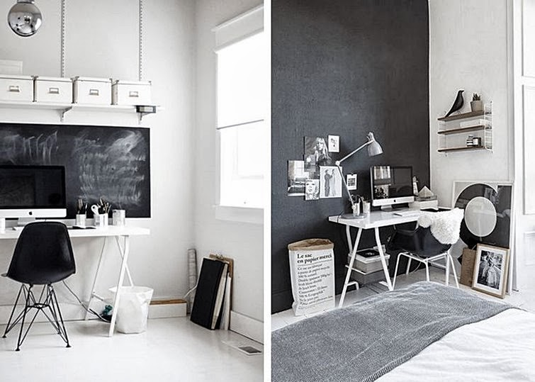 ideas espacios de trabajo decoracin el post de hoy es un mix de mesas rincones espacios y ambientes de trabajo no hay un solo estilo y tampoco un